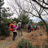 ㉒ クマン岳~古鷹山縦走登山 : とある光景  UP5日目