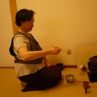 お茶教室 5月