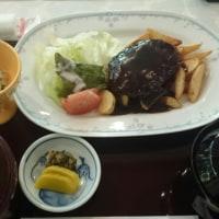 今日のお昼は武志山荘