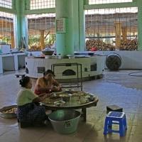 ミヤンマー チャッカワイン僧院 9