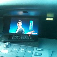約2年越しで、ようやく車に4×4フルセグ地デジチューナーを取り付けました。