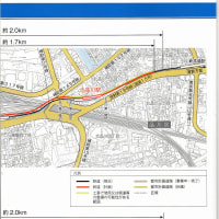 京浜急行本線(泉岳寺~新馬場駅間)連続立体交差化計画説明会に行きました