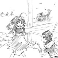 辰樹と媛さん