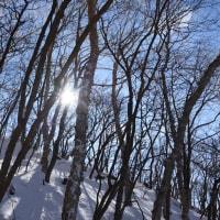 2017/01 大寒の赤城山を登る