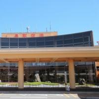 鳥取空港(2017.5.19)