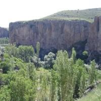 「エジプト・トルコ旅行記」 №96 ウフララ渓谷へ