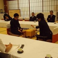 宮日女流王位 王位戦第2局3局 宮崎観光ホテル