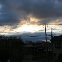 今日の天気 曇り 関西も結構寒いです。