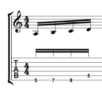 僕が、ギターの中音域をここだと言う、明確な理由