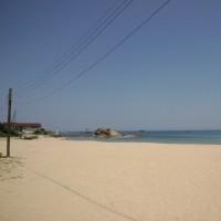 味宿きぬや 初夏の海