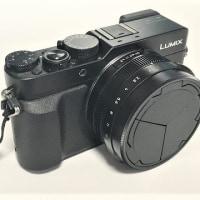 LX100にCOKIN pure harmonie 超薄枠フィルターを装着