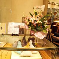 藤本芽子さん作品展に行ってきました。