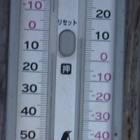 平成28年10月25日・今朝の東祖谷10.9℃