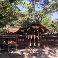 護王神社」京都府京都市上京区にある神社である。旧社格は別格官幣社。別称子育明神。和気清麻呂と姉の和気広虫を主祭神