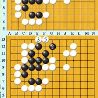 囲碁死活880官子譜