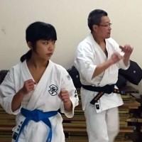 瑞穂区で空手・拳法・武道に興味のある方!穂波武道教室拳法会へ見に来てください。