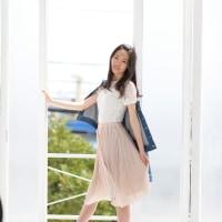 川崎美結さんを撮影させて頂きました。その2