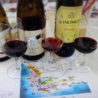今月のワイン会 皐月
