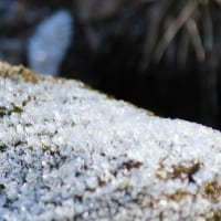 山岳点景:結晶の花