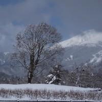 17年3/27~今日の開田高原~雪景色