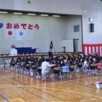 小学校の入学式、