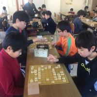子どもの城「将棋教室」 2月25日