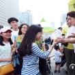 大韓民国観光記念品フリーマーケットイベントに参加しました