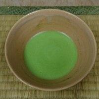 青井戸茶盌