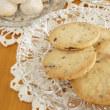 クッキーを二種