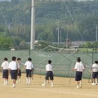 5/30 放課後体育祭練習&予行準備