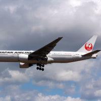 日本航空 B777 JA010D FUK