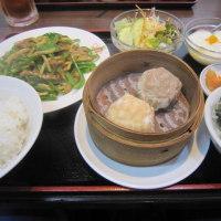 八千代台 桂林餃子のランチ