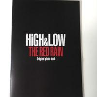 HiGH&LOW  THE RED RAIN 感想。゚(゚´ω`゚)゚。