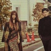 イ・ジョンソク&ハン・ヒョジュ 東京ロケのグラビアで再会4