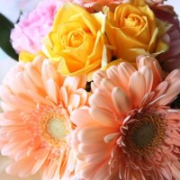 バースデイの祝い花‥その2
