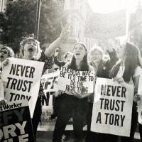 2017年英国総選挙 「恐怖」より「希望」を② 青年が衝撃もたらす