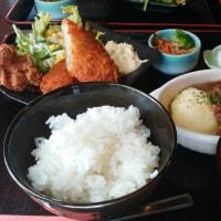 [三万歩・イカ・ベーコン巻・フランタン・牛スジ]