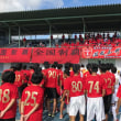 決勝  4  対  1  都城高専   九州大会優勝しました。ご声援ありがとうございました。