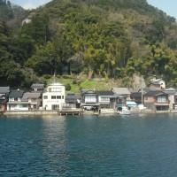 「伊根の舟屋」