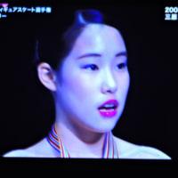 2/19 舞依 ちゃんと歌ってますよ、君が代