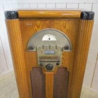 「アンティーク風ラジオ CD スピーカー」買い取りさせていただきました。