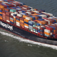 CONTAINER SHIPPING TIE-UP海運大手3社 コンテナ船事業の統合へ