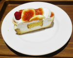 イチジクのケーキ カフェコムサ 御影クラッセ店