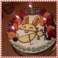 大好評!オリジナルお誕生ケーキ