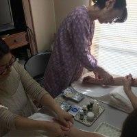 アロマハンドマッサージ体験(予約受付中)