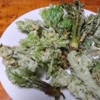 旬の味覚を味わう♪ 山菜でデドックス、また元気になっちゃいます(^^♪