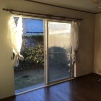茨城 北風の影響が少ない 室内での珪藻土壁リフォーム
