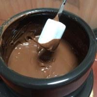 お試しチョコレートフォンデュ