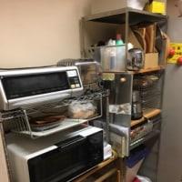 さて、最近のキッチンです