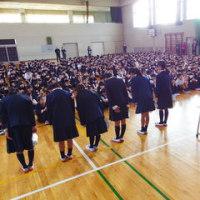 12/5 全校朝会